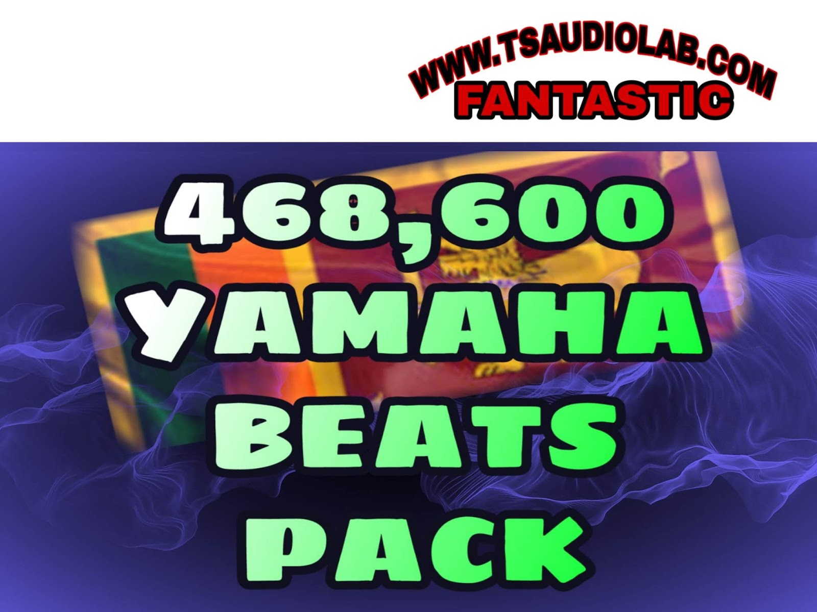 TS Audio Lab Yamaha Keyboard Styles Beats for Sinhala Tamil