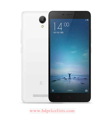 Xiaomi Redmi Note 2 Prime Mobile Full Specifications And Price in Bangladesh