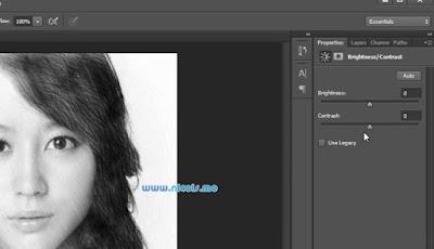 Cara Membuat Gambar Sketsa (Sketch Effect) dengan Adobe Photoshop