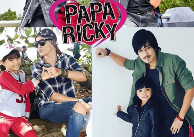 Sinopsis dan Senarai Pelakon Drama Papa Ricky