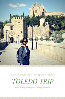 Free Walking Tour of Toledo - Join me as I take you through the historical city, the ancient walls, medieval monuments and stunning landscape