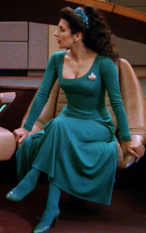 A Brief History Of The Sexism Against Deanna Troi The
