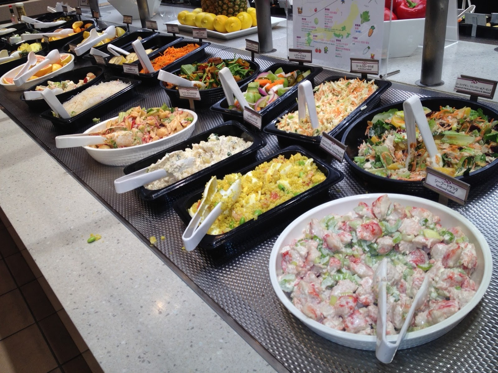 marketing plan salad bar Free marketing plan template and guide available for download write an effective marketing strategy to help your business to stand out.