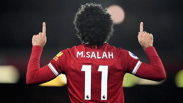 Tak Salah Liverpool Rekrut Salah