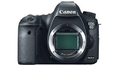 تسريبات حول كاميرا Canon EOS 6D Mark II المتوقع طرحها في إبريل