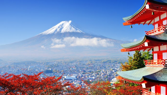 8 Objek Wisata Di Jepang Paling Populer Di Kunjungi Wisatawan