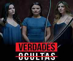 capítulo 375 - telenovela - verdades ocultas  - mega