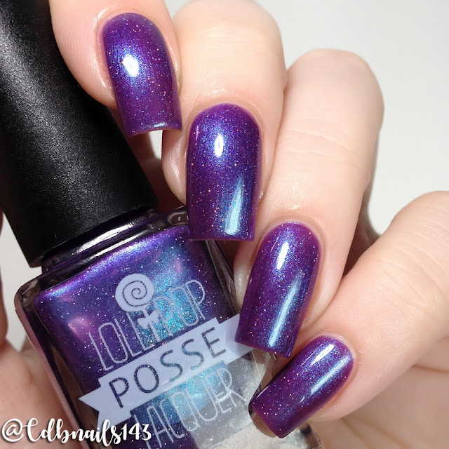 Lollipop Posse Lacquer-I Remember When I Lost My Mind