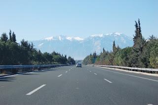 Κυκλοφοριακές ρυθμίσεις κατά μήκος της Νέας Εθνικής Οδού Αθηνών - Θεσσαλονίκης στην Πιερία