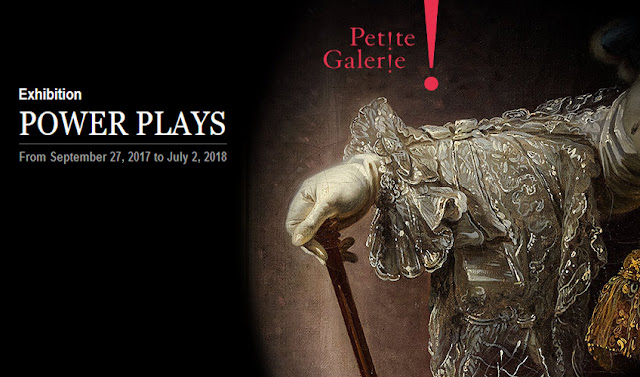 'Power Plays' at the Louvre Museum