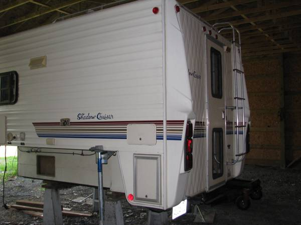 Used Pickup Campers >> Used RVs 1992 Shadow Cruiser Camper For Sale For Sale by Owner