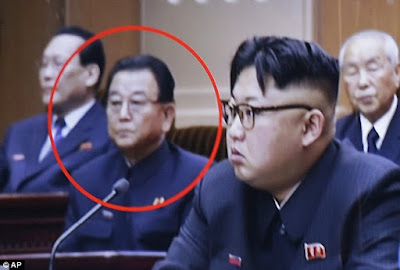 Oh Oh: Kim Jong-Un Executes Education Minister For Not Sitting Properly During A Meeting