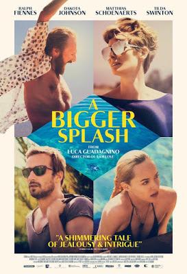 A Bigger Splash 2015 DVD R1 NTSC Latino