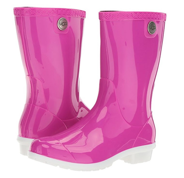Amazon: UGG Sienna Rain Boots only $34 (reg $65) + free shipping!