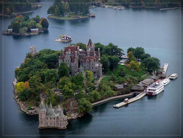 Boldt Castle, New York, USA