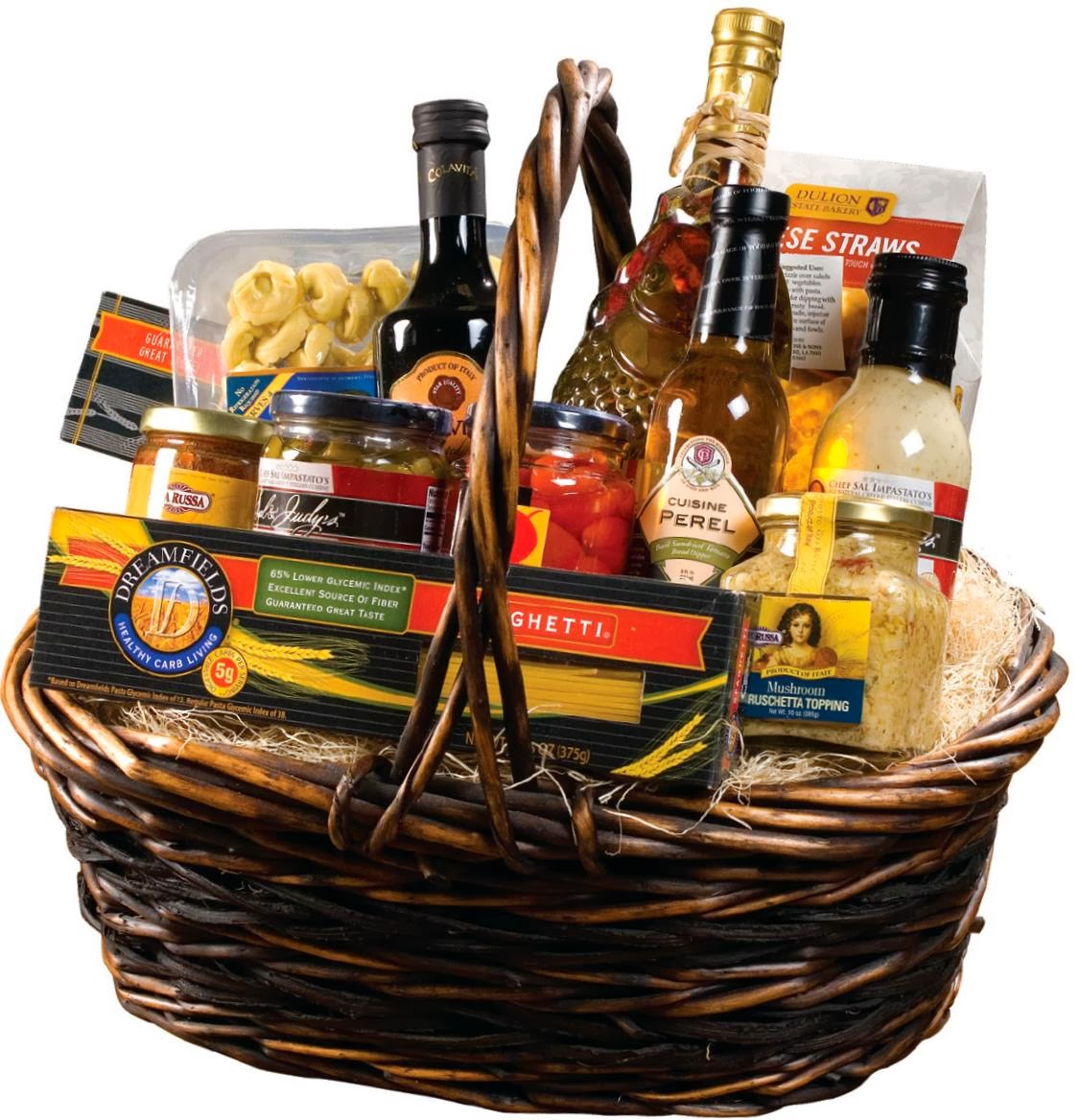 New London MC: Gift Baskets Please