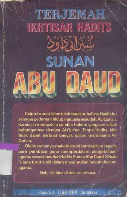 Terjemah Sunan Abu Dawud
