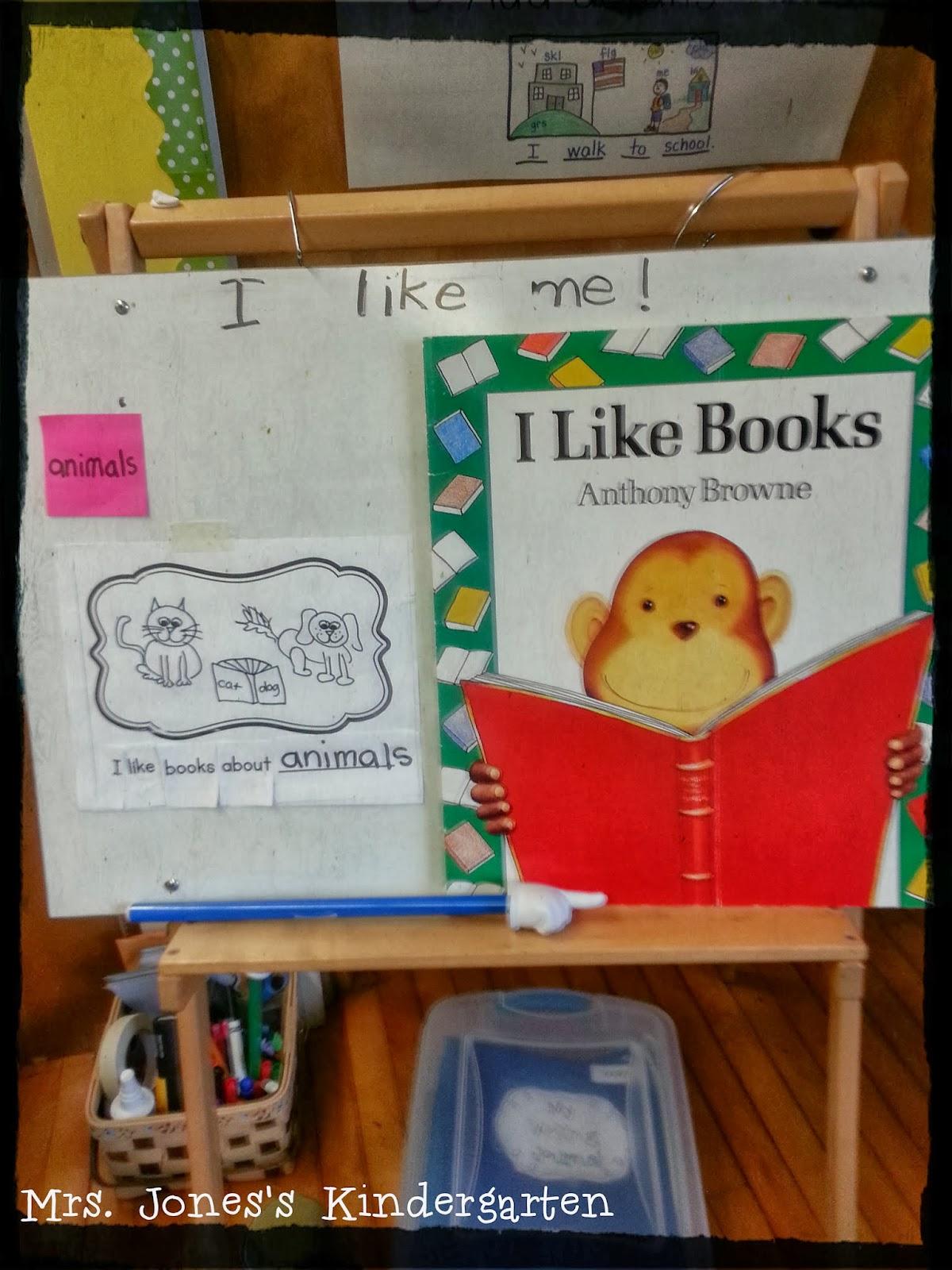 I Like Class Books Freebie