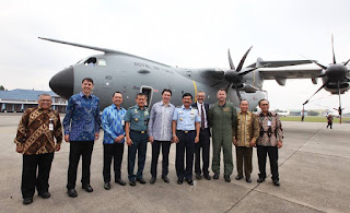 Pesawat Angkut Militer A400M Atlas