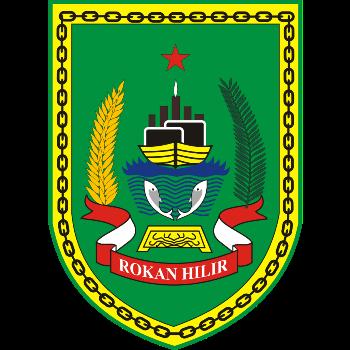 Logo Kabupaten Rokan Hilir PNG