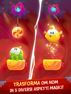 -GAME-Cut the Rope: Magic