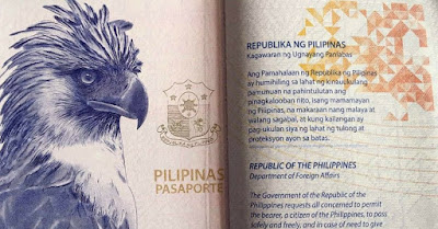 PH New Passport Design 2016