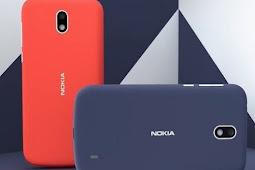 Harga Dibawah 1 Juta, Ini Spesifikasi Lengkap Nokia 1