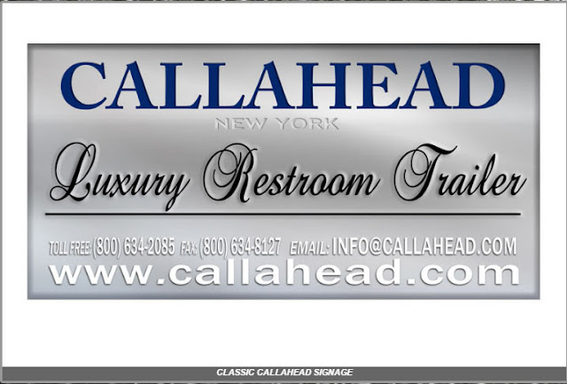 The Soho Restroom Callahead Signage