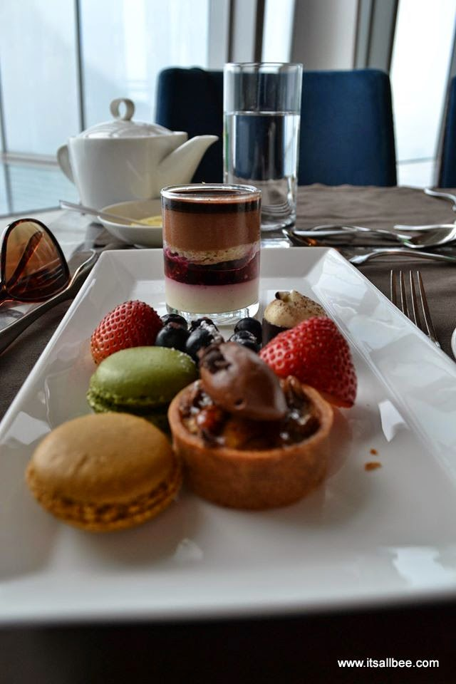 Cafe 103 | High Tea At The Ritz Carlton Hotel In Hong Kong