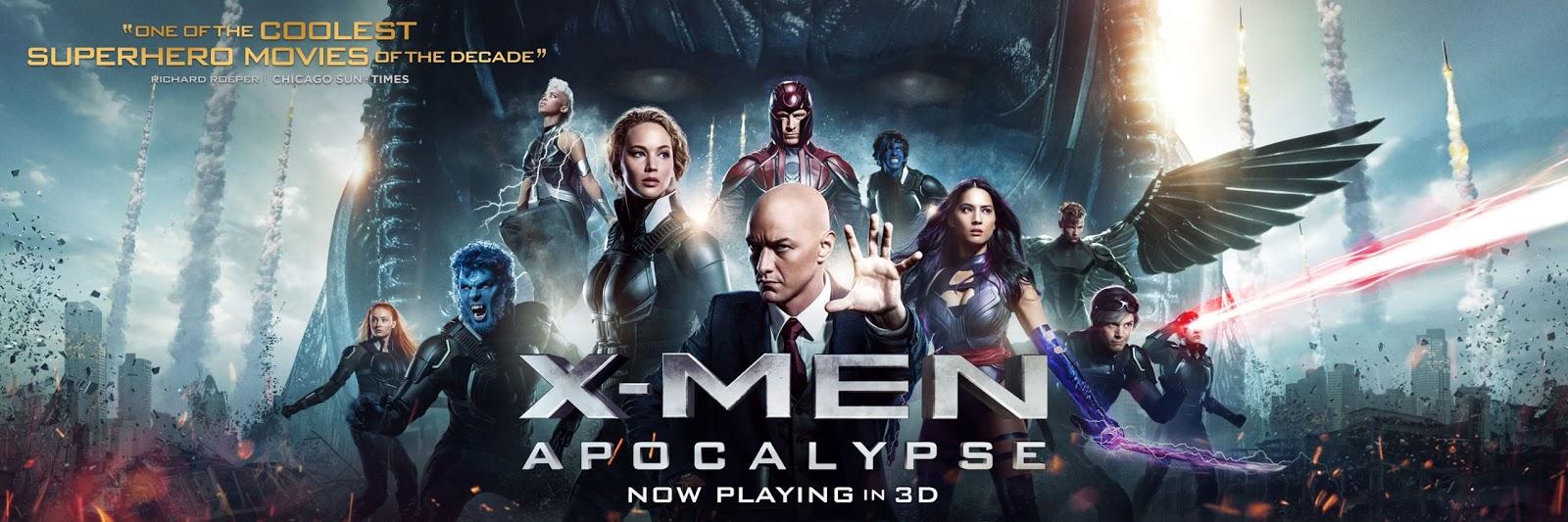 X Men Apocalypse Wallpaper