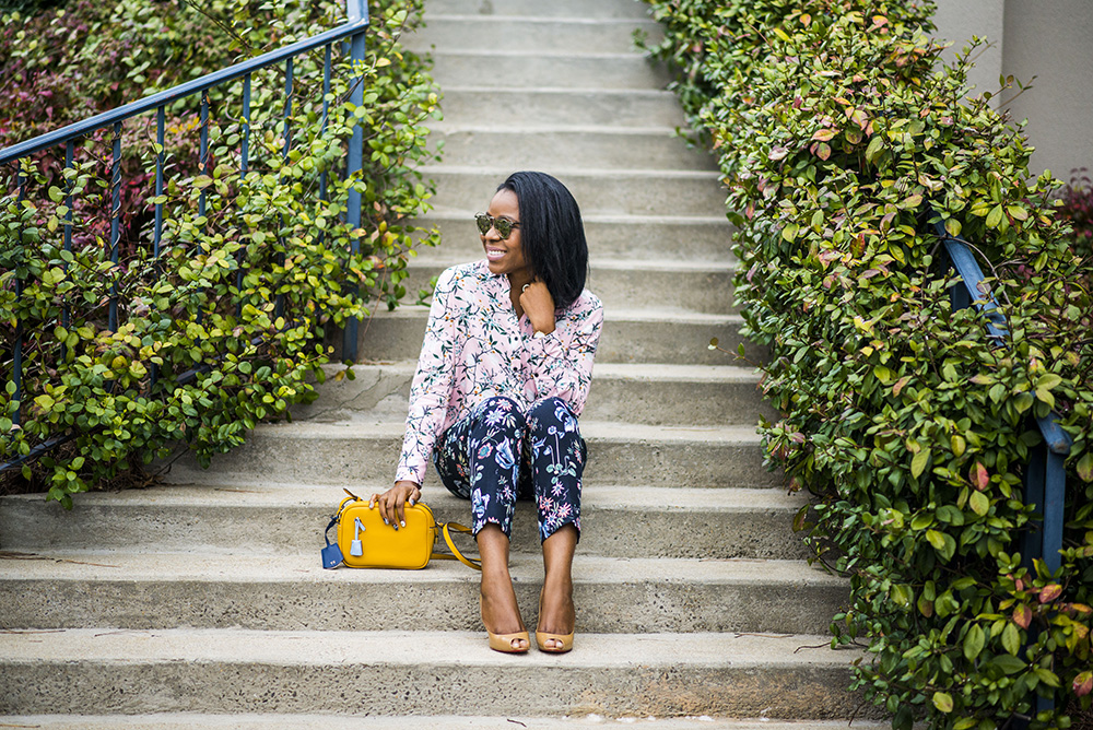 Mixing Prints for Spring