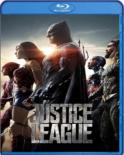 Justice League [2017] [BD50] [Latino]