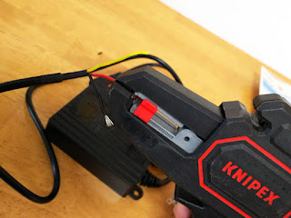 スフィアライト LEDヘッドライト NEOL PH12型 KNIPEX ワイヤーストリッパー 簡単皮剥き