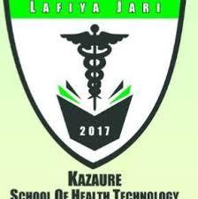 Kazaure School of Health Technology Admission Form 2019