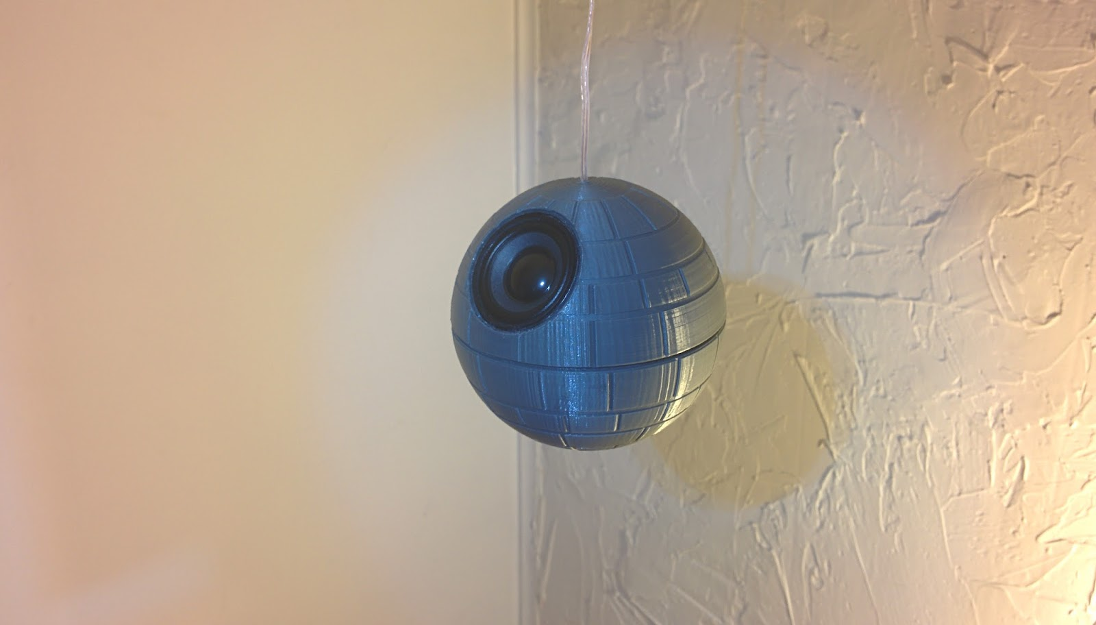 Project NOMOON – A Parametric Spherical Speaker Generator