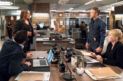 Cena da 20ª temporada de Law & Order: SVU  (Universal TV)