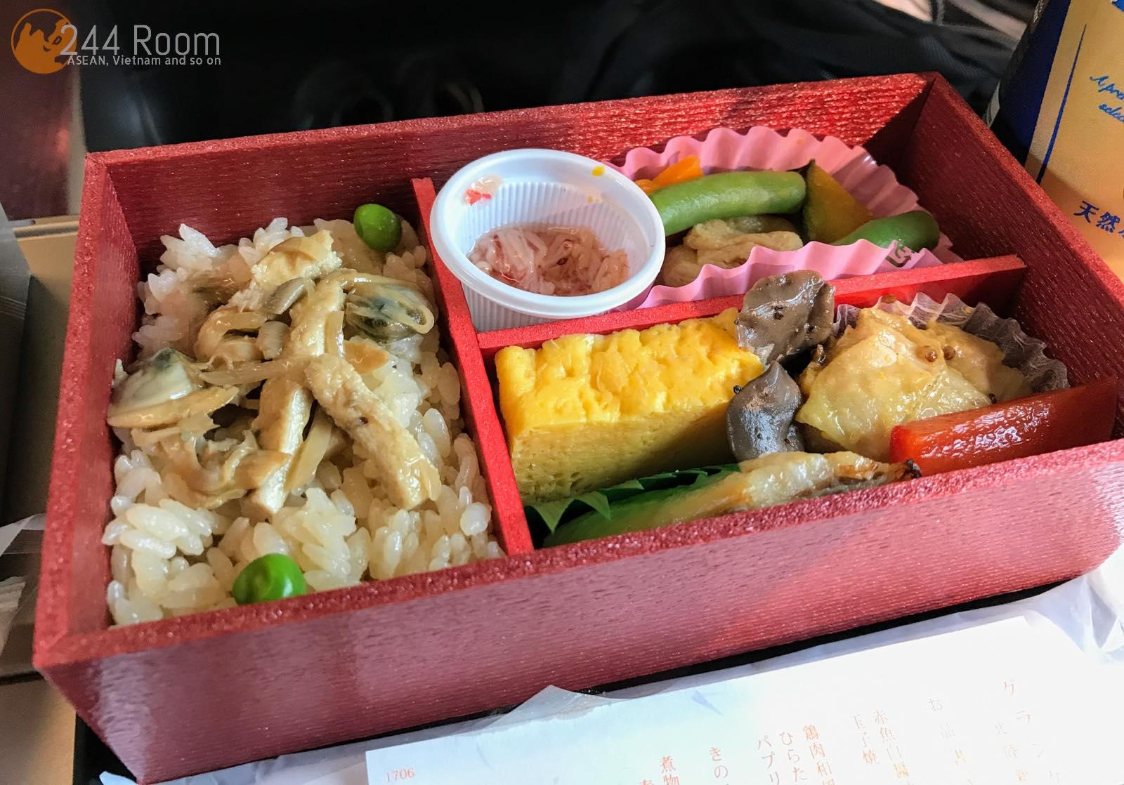 グランクラス和食お弁当 Granclass-japanese-meal4