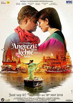 Angrezi Mein Kehte Hain 2018 Hindi Full Movie DVDScr 720p