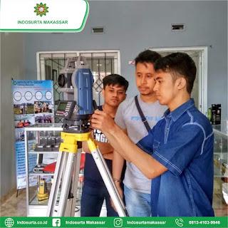 Harga Spesifikasi Total Station Sokkia IM 52 Murah di Makassar