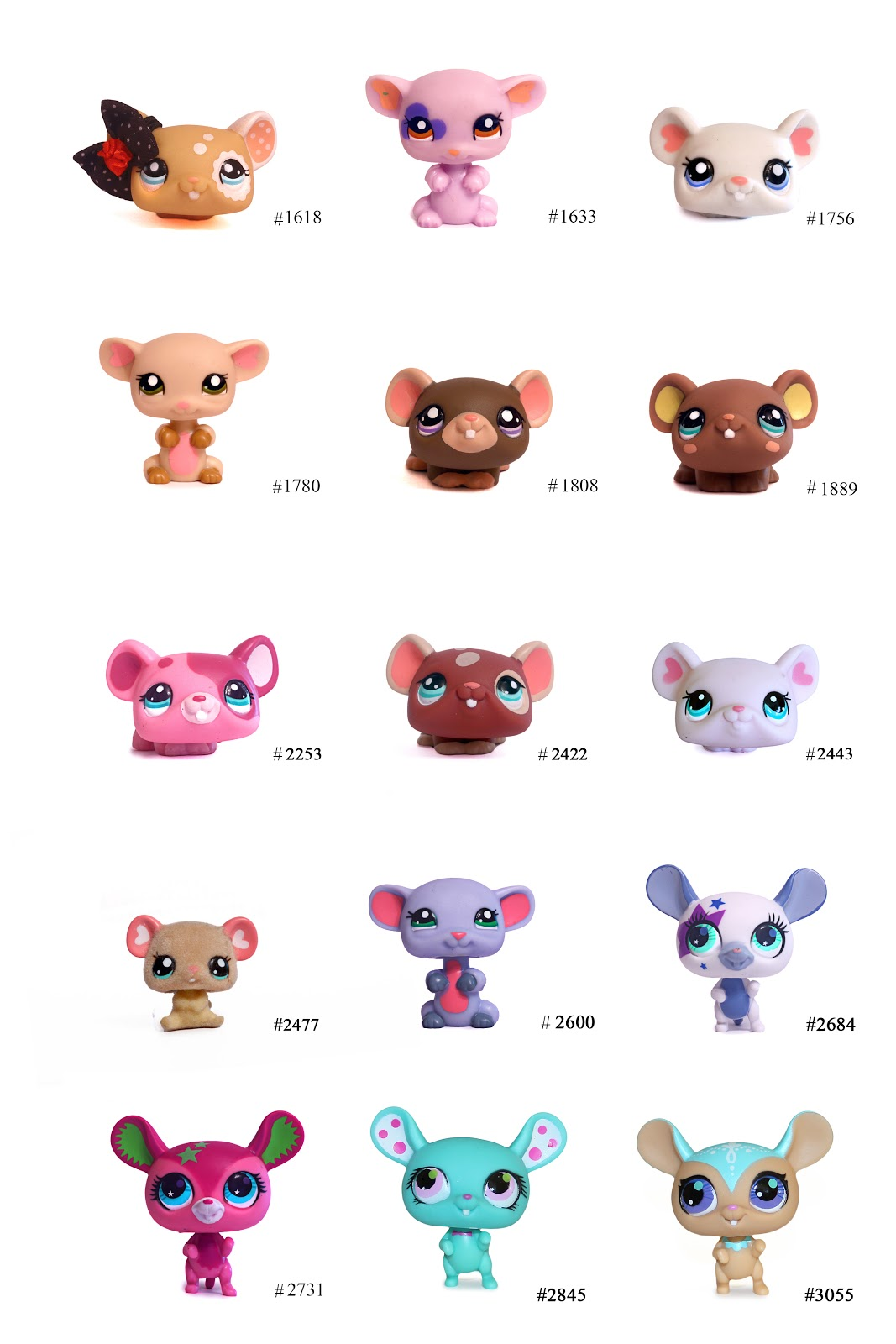 Nicole`s LPS blog - Littlest Pet Shop: Pets: Mouse