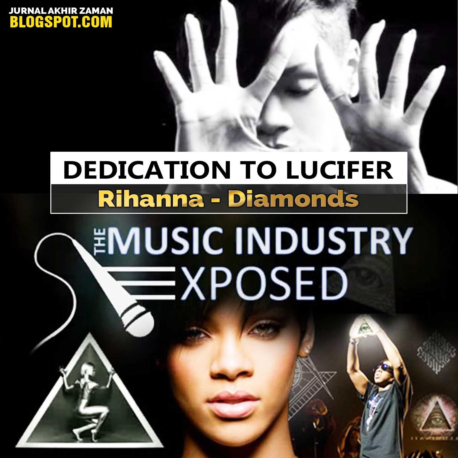 Lucifer Dalam Islam Adalah: Lagu Bagi Lucifer - Illuminati Music