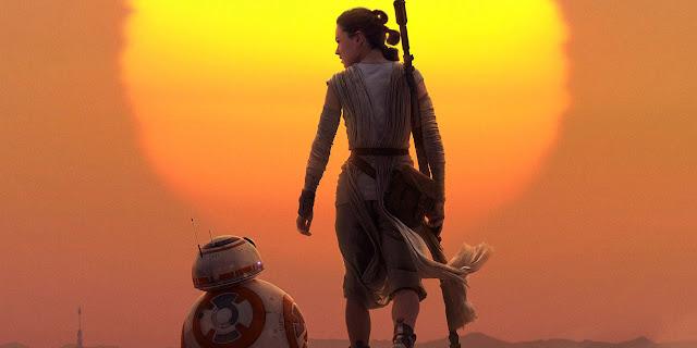Episódio VII: Despertar da Força (Filme/Disney)