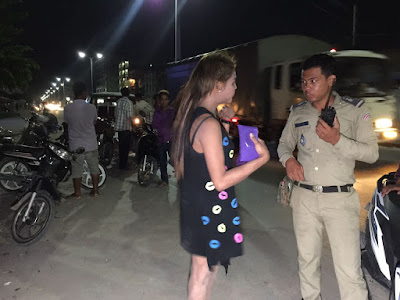 Photos/Video: Nigerian guy robbed in Cambodia while soliciting sex with a transgender prostitute