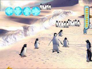 Happy Feet (PS2) 2006
