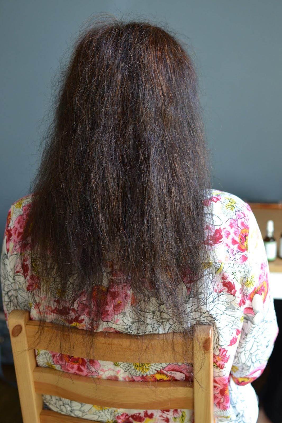 Pielęgnacja włosów Bożeny - produkty z Włosbox w akcji