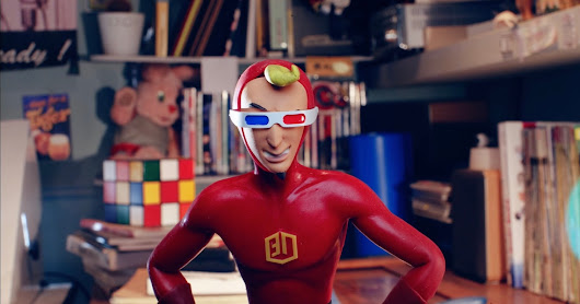 "Interview with Victor Haegelin, Director and Animator of Stop Motion Action Mini-Movie, ""Captain 3D"""