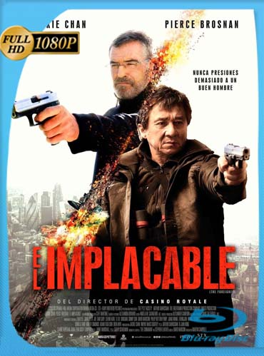 El implacable 2017​ HD [1080p] Latino [GoogleDrive] SilvestreHD