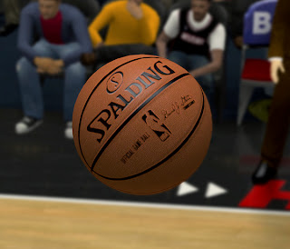 NBA 2K14 Next-Gen Style Spalding Basketball