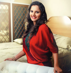 Sania Mirza's Photoshoot for Verve India - Aug 2012