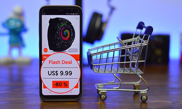 افضل تطبيقات الشراء من الإنترنت عن طريق هاتفك الذكي ! احسن العروض و التخفيضات بين يديك !!